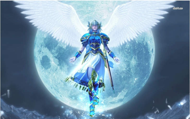 Angelic Warrior